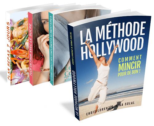 la méthode hollywood pour maigrir